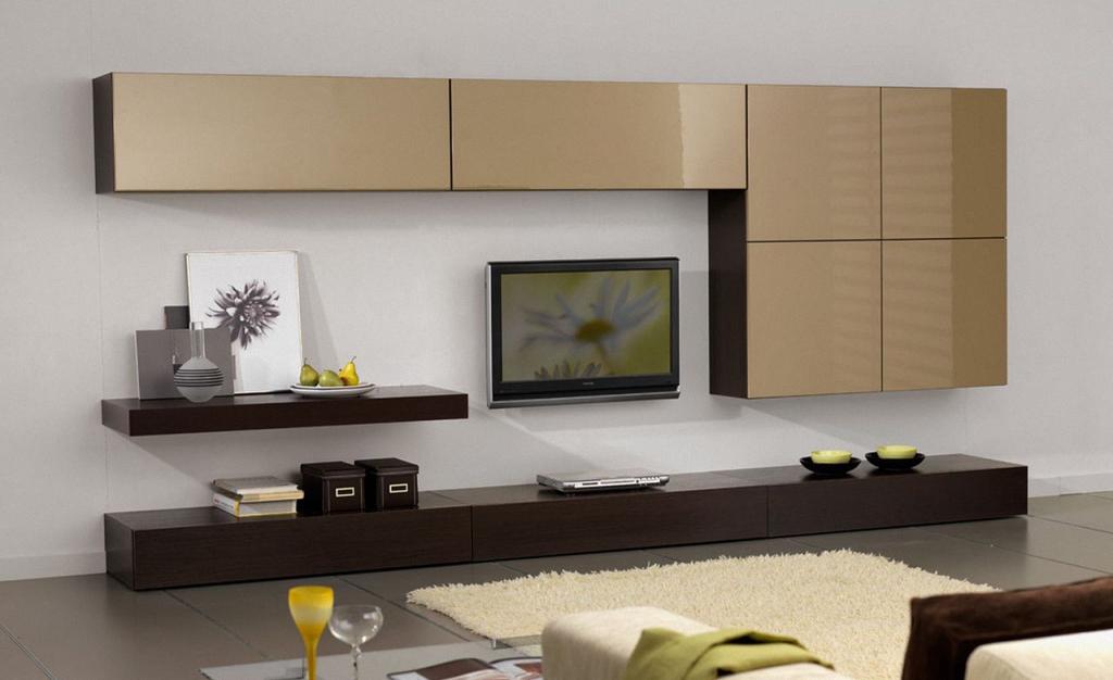 корпусная мебель для гостиной на заказ в новокузнецке и кемеровской